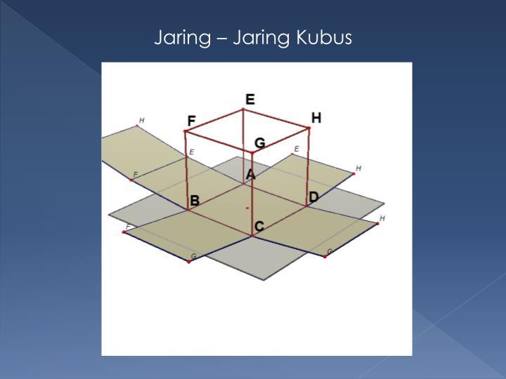 Jaring – Jaring Kubus