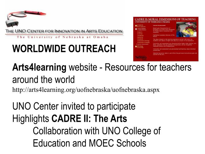 WORLDWIDE OUTREACH