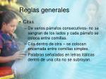 reglas generales5