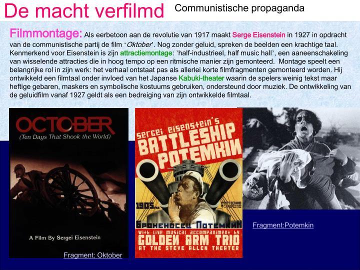 Communistische propaganda