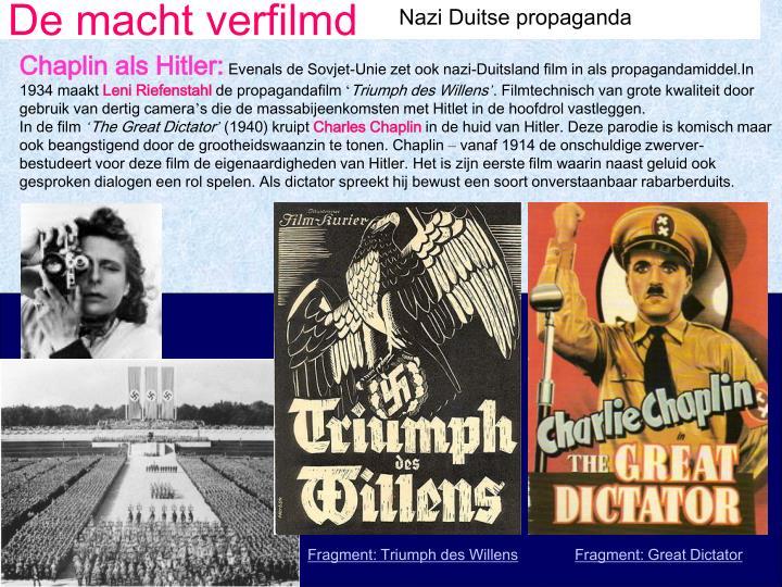 Nazi Duitse propaganda