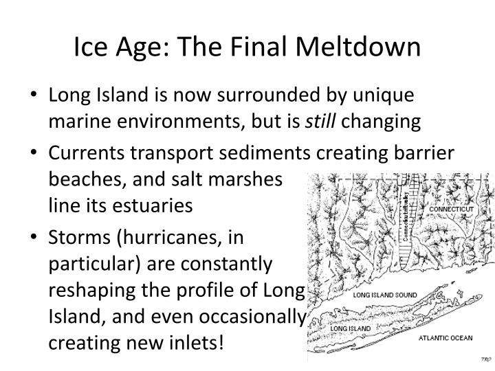Ice Age: The Final Meltdown