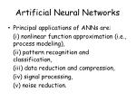 artificial neural networks4