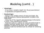modeling contd1
