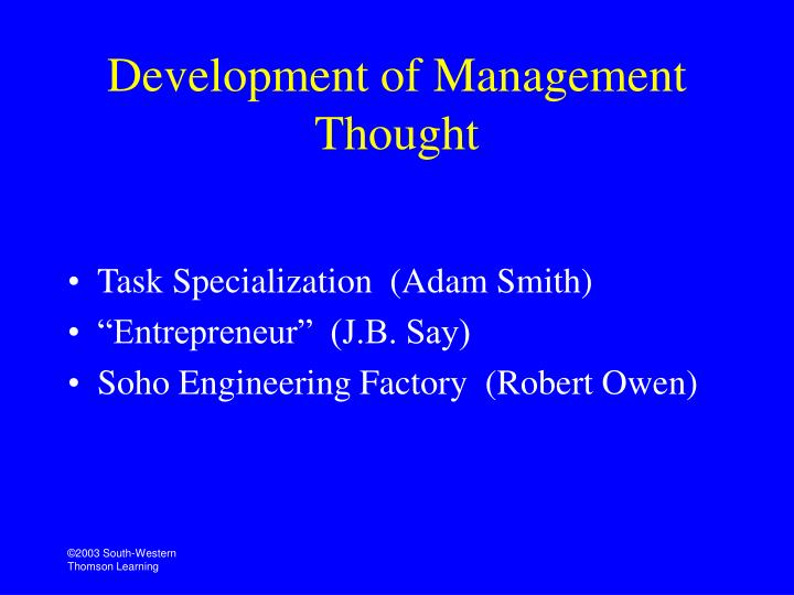 development management thought Human resources quotes , leadership, leadership-development, management the underlying assumption is that time and thought has been expended.
