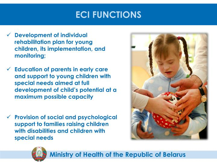 ECI FUNCTIONS