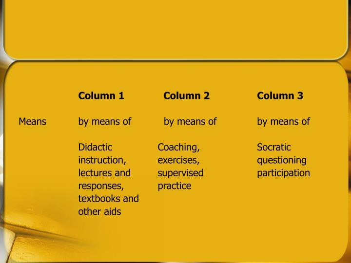Column 1  Column 2Column 3