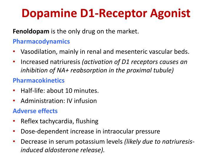 Dopamine D1-Receptor Agonist