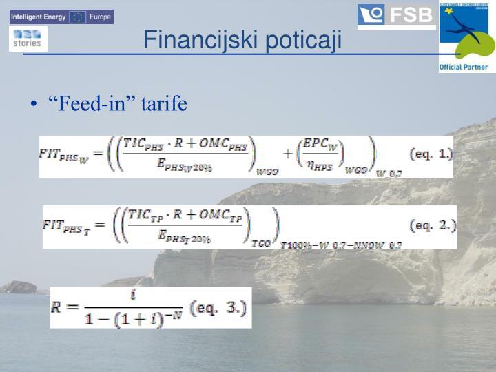 Financijski poticaji