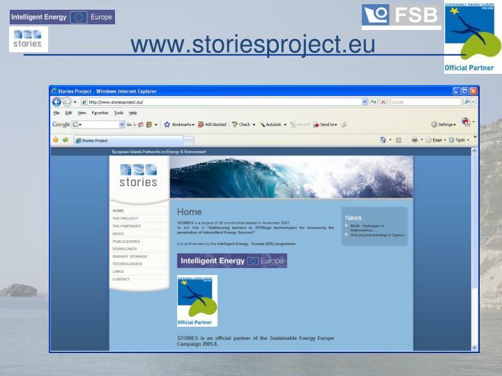 www.storiesproject.eu