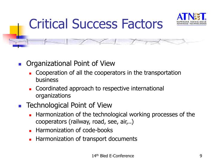 Organizational Point of View