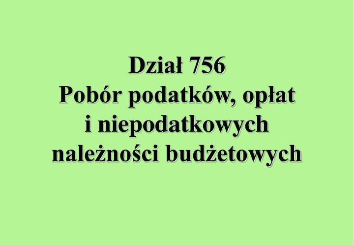 Dział 756