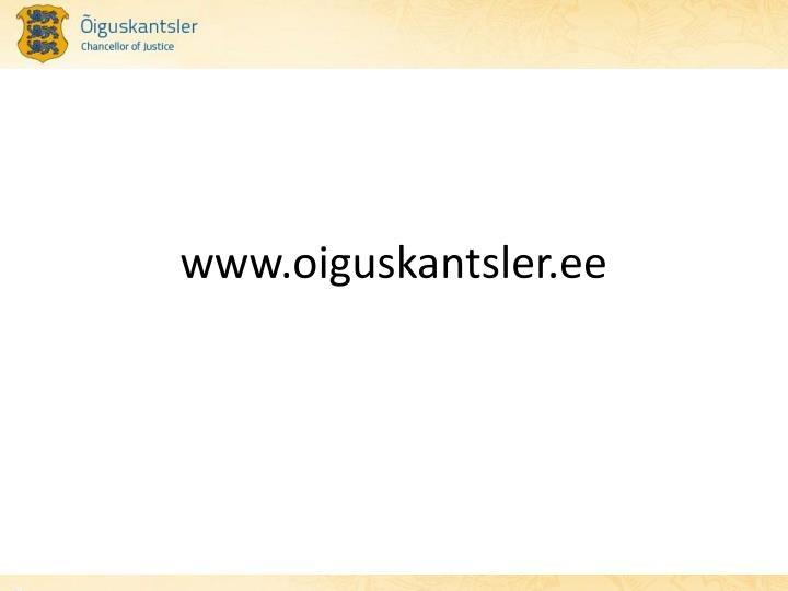 www.oiguskantsler.ee