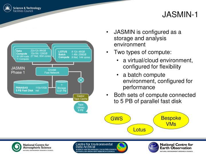 JASMIN-1