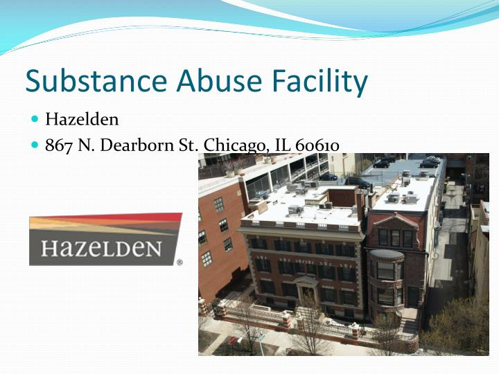Substance Abuse Facility