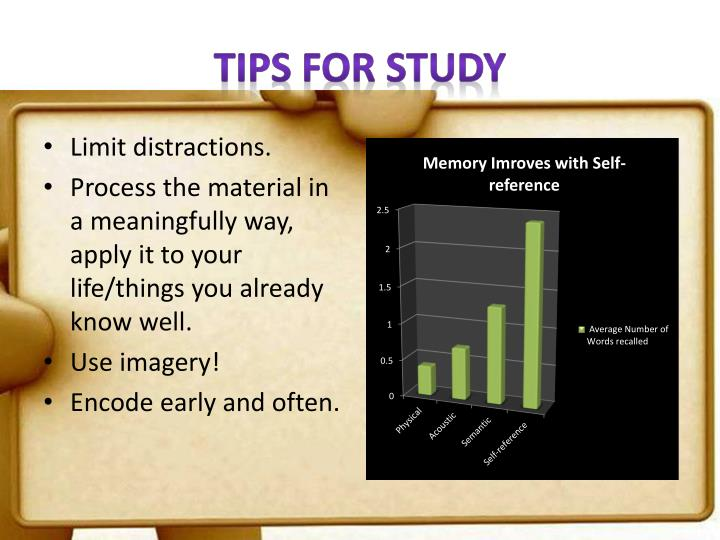 Tips For Study