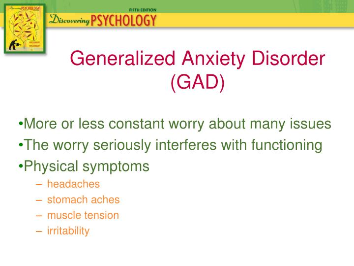 the causes effects diagnosis and treatment of general anxiety disorder in patients Generalized anxiety disorder  treatment can involve medicines  depression and anxiety in migraine patients diagnosis and treatment living with anxiety.
