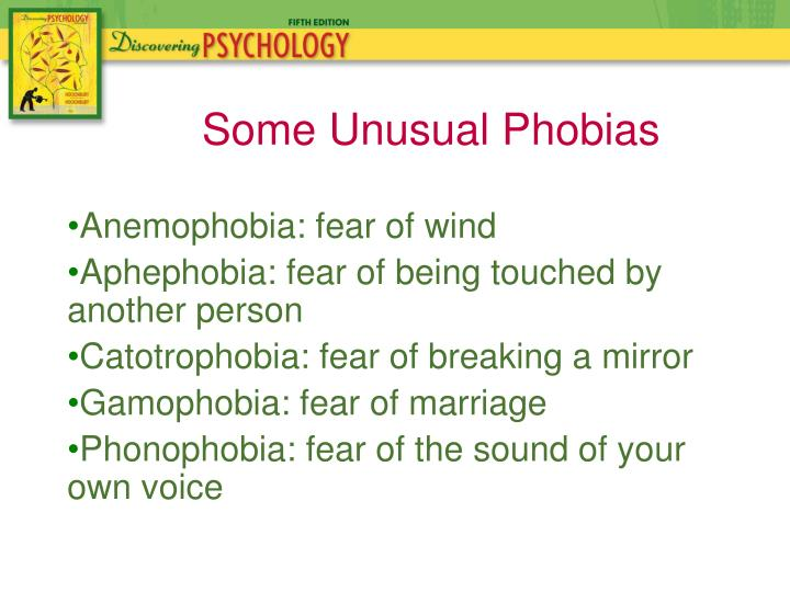 Anemophobia: fear of wind