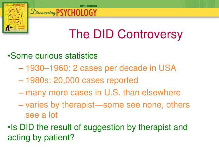 Some curious statistics
