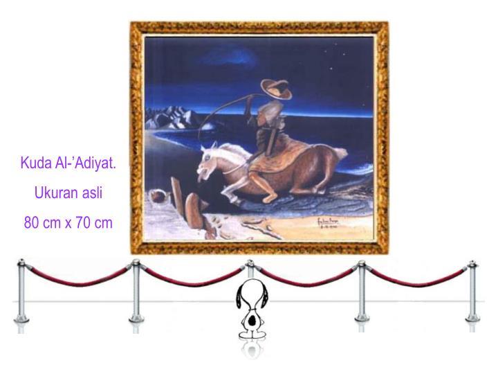 Kuda Al-'Adiyat.