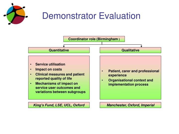 Demonstrator Evaluation