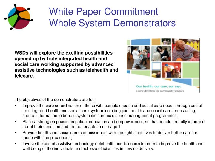 White Paper Commitment