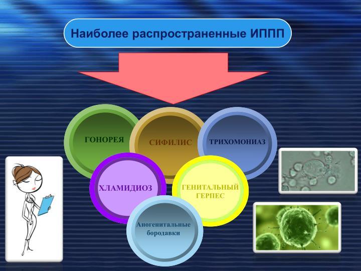 PPT - Репродуктивное здоровье. Инфекции, передаваемые половым путем и их возбудители PowerPoint Presentation - ID:3053933