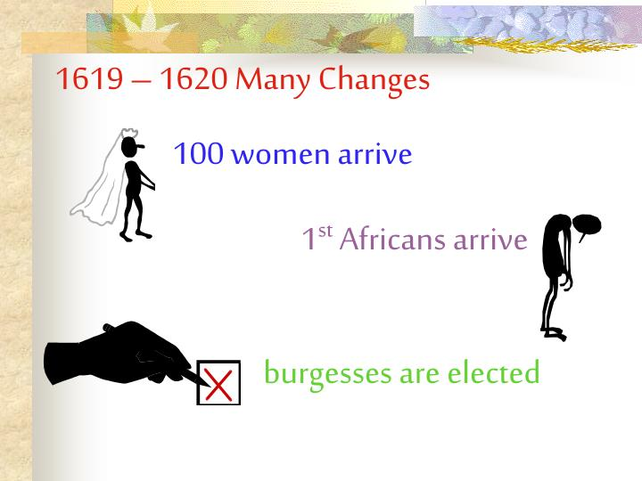 1619 – 1620 Many Changes