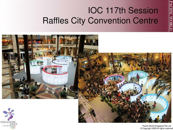 IOC 117th Session