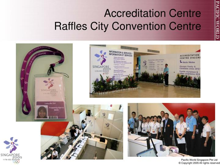 Accreditation Centre