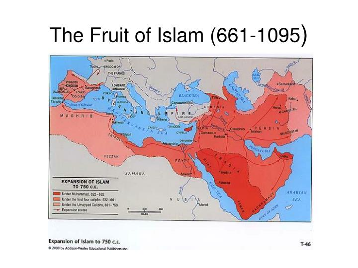 The Fruit of Islam (661-1095