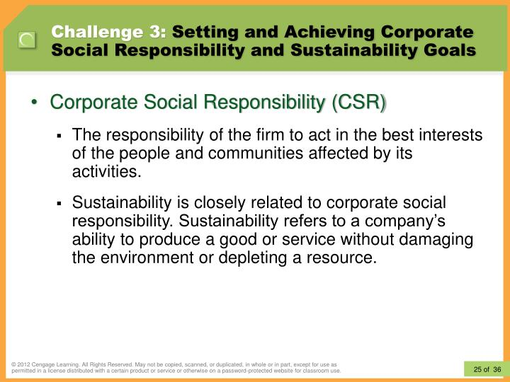 corporate social responsibility task 3 1 Ethics: corporate social responsibility, care ethics  to corporate social responsibility (csr) the task  1 carroll's pyramid of corporate social.