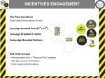 incentived engagement
