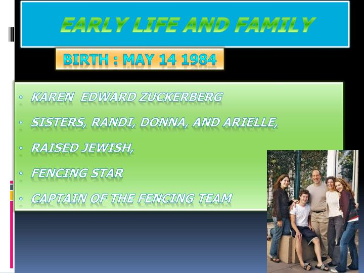 Early life and family