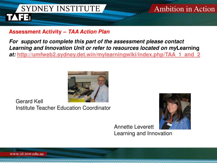 Assessment Activity –