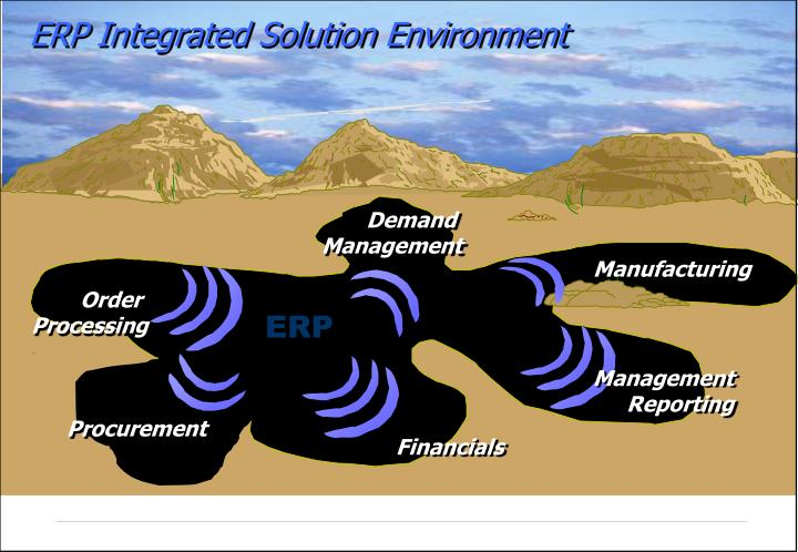 ERP Integrated Solution Environment