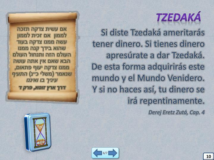 Tzedaká