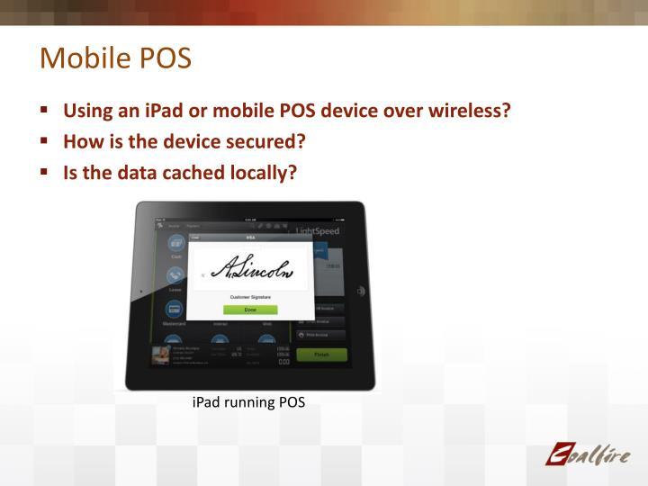 Mobile POS