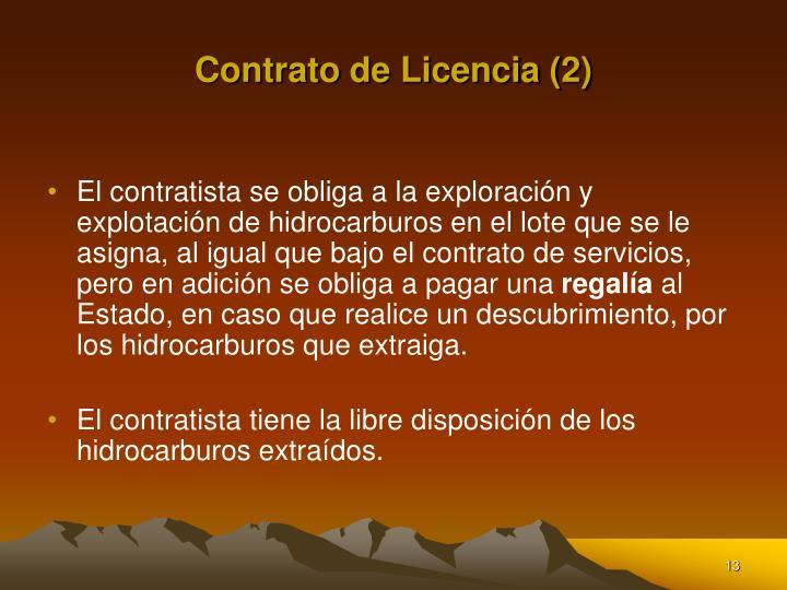 Contrato de Licencia (2)