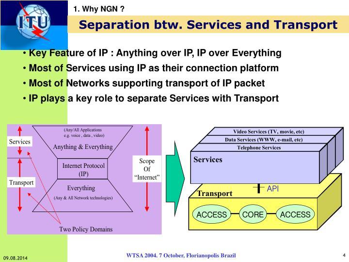 Video Services (TV, movie, etc)