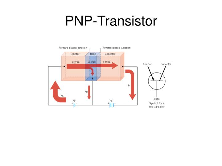 PNP-Transistor