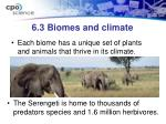 6 3 biomes and climate2