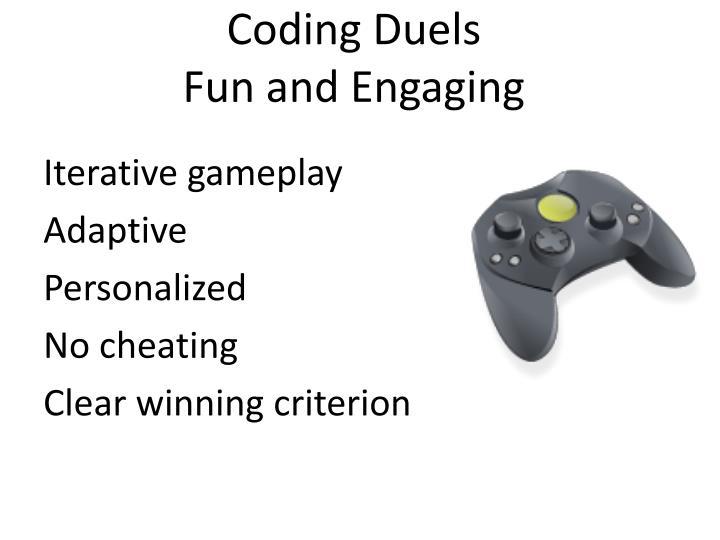 Coding Duels