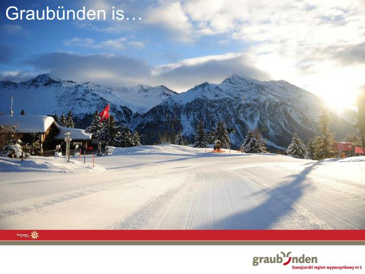 Graubünden is…
