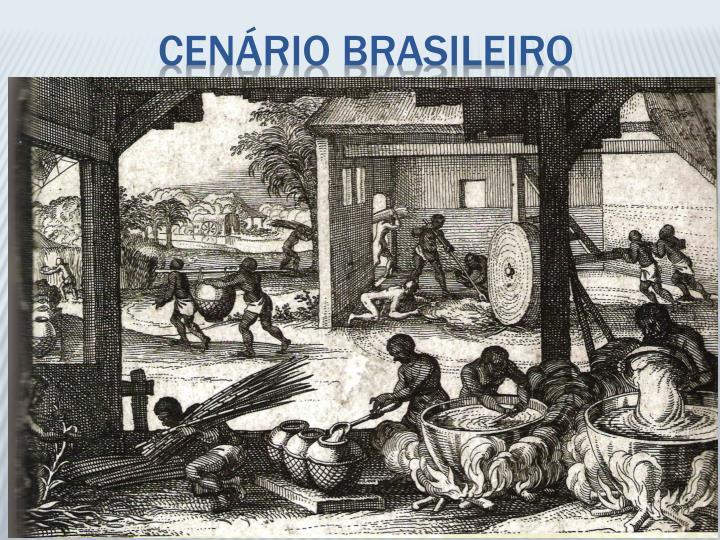 Cenário brasileiro