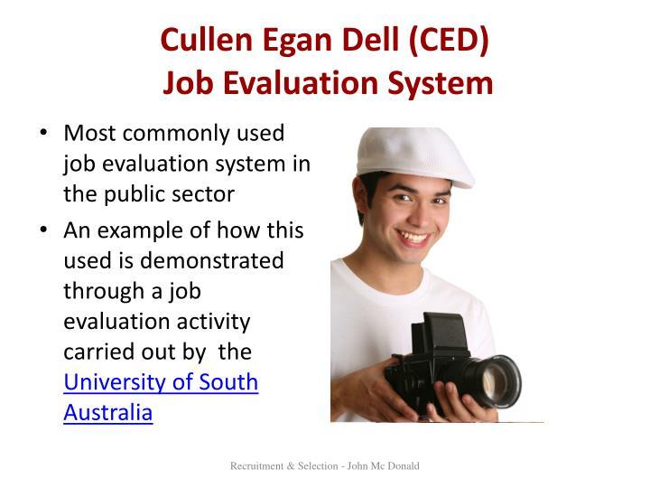 Cullen Egan Dell (CED)