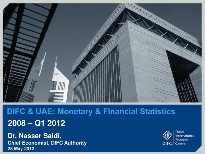 Difc uae monetary financial statistics