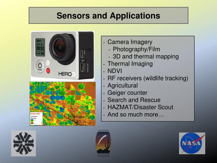 Sensors and Applications