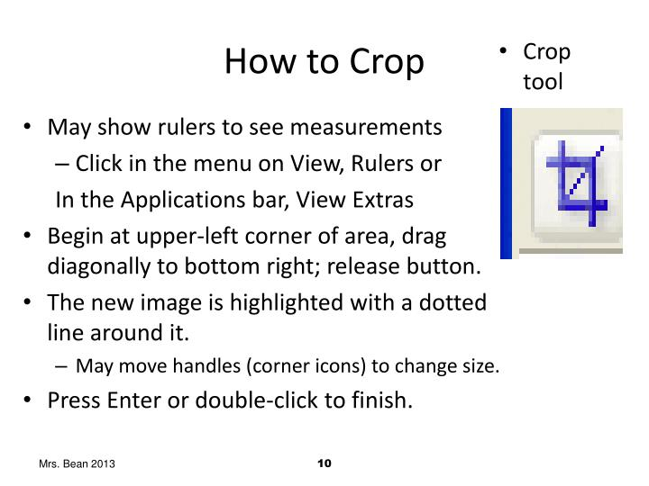May show rulers to see measurements