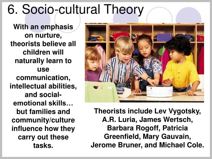 Socio cultural presentation